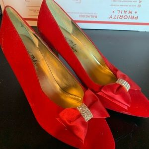 Red heels. The PM collection  by 925